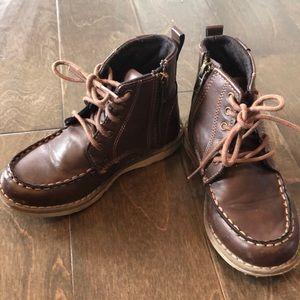 Boys CREVO dress shoes size 12